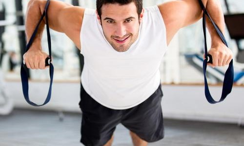 träning bröst