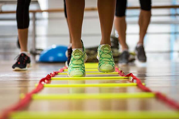 funktionell träning, rörlighet, balans