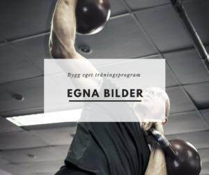 Gör ditt eget träningsschema, bygg träningsprogram, skapa träningsrutin