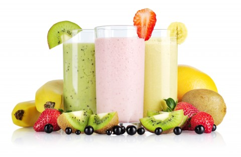 Recept smoothies