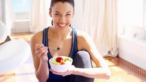 Vad ska man äta efter träning?