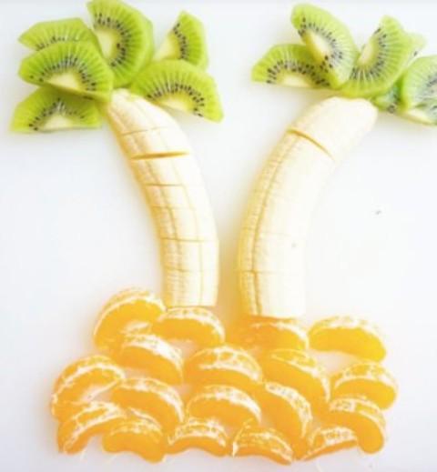 Recept Fruit Palm